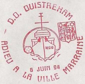 * OUISTREHAM (1957/1994) * 94-0620