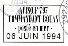* COMMANDANT BOUAN (1984/....) * 94-06_16