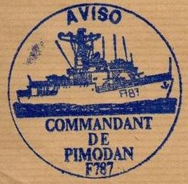 * COMMANDANT DE PIMODAN (1978/2000) * 94-0711