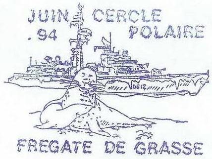 * DE GRASSE (1977/2013) * 94-0718