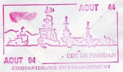 * COMMANDANT DE PIMODAN (1978/2000) * 94-0812