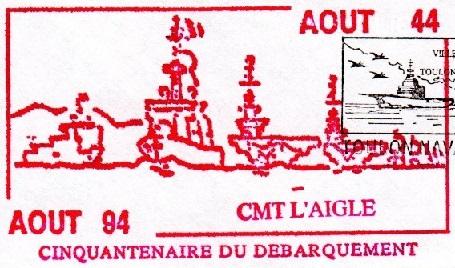 * L'AIGLE (1987/....) * 94-0815