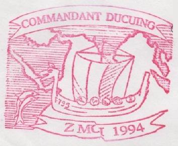 * COMMANDANT DUCUING (1983/....) * 94-1010