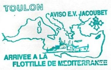 * ENSEIGNE DE VAISSEAU JACOUBET (1982/....) * 94-1012