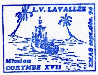 * LIEUTENANT DE VAISSEAU LAVALLÉE  (1980/2018) * 94-1013