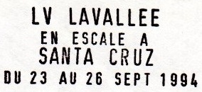 * LIEUTENANT DE VAISSEAU LAVALLÉE  (1980/2018) * 94-10_10