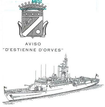 * D'ESTIENNE D'ORVES (1976/1999) * 94-1210