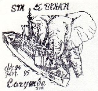 * SECOND MAÎTRE LE BIHAN (1979/2002) * 94-12_12