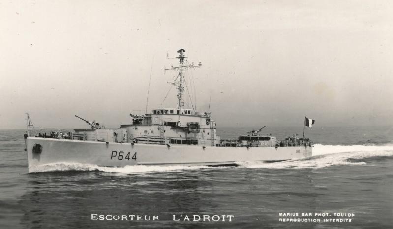 * L'ADROIT (1958/1980) * 942_0011