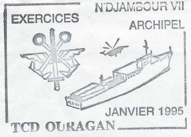 * OURAGAN (1965/2006) * 95-0116