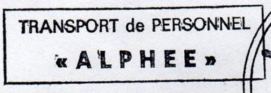 * ALPHÉE (1970/2003) * 95-0813