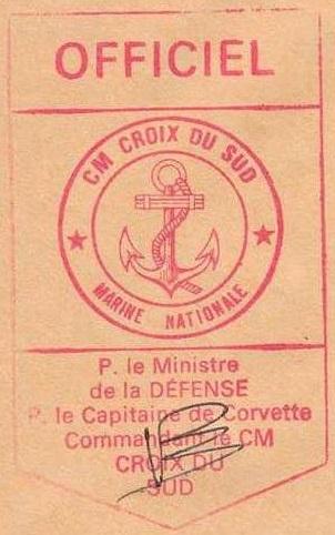 * CROIX DU SUD (1986/....) * 95-1014