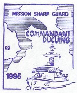 * COMMANDANT DUCUING (1983/....) * 95-10_10
