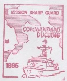 * COMMANDANT DUCUING (1983/....) * 95-1111