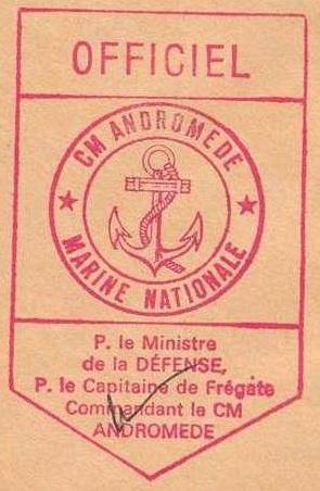 * ANDROMÈDE (1984/....) * 95-1114