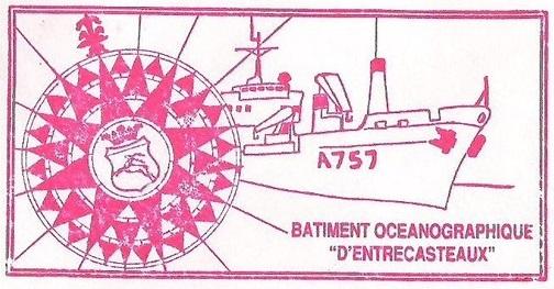 * D'ENTRECASTEAUX (1971/2008) * 95-1115