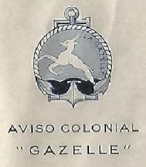 * GAZELLE (1939/1961) * 952_0010