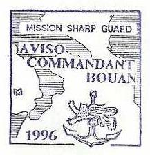 * COMMANDANT BOUAN (1984/....) * 96-0311