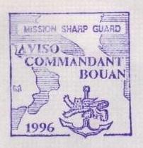 * COMMANDANT BOUAN (1984/....) * 96-03_12