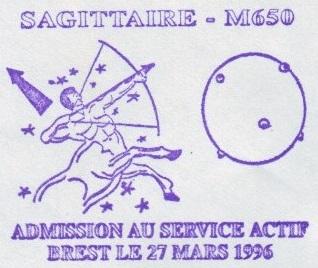 * SAGITTAIRE (1996/....) * 96-03_15