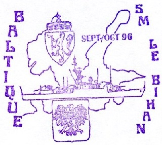 * SECOND MAÎTRE LE BIHAN (1979/2002) * 96-0911