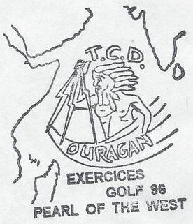 * OURAGAN (1965/2006) * 96-1012