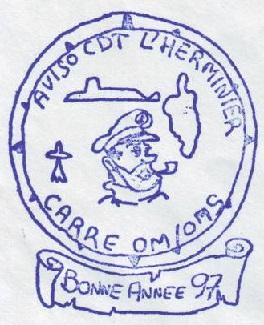 * COMMANDANT L'HERMINIER (1986/2018) * 96-1210