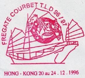 * COURBET (1997/....) * 96-12_14