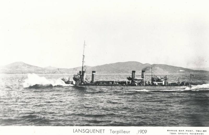 * LANSQUENET (1910/1928) * 960_0010