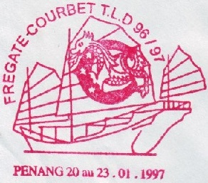 * COURBET (1997/....) * 97-01_13