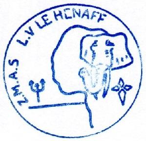 * LIEUTENANT DE VAISSEAU LE HÉNAFF (1980/....) * 97-0211
