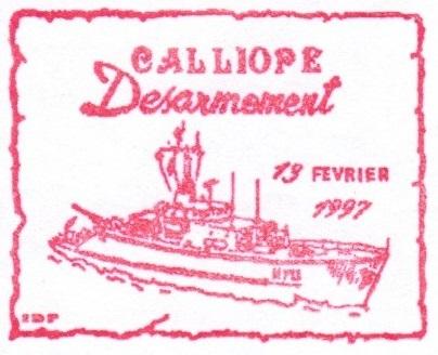 * CALLIOPE (1972/1997) * 97-02_10