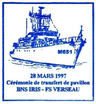 * VERSEAU (1987/....) * 97-0313