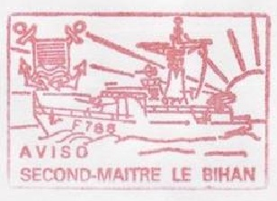 * SECOND MAÎTRE LE BIHAN (1979/2002) * 97-0410