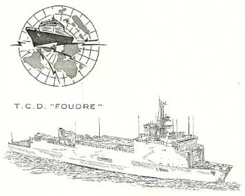 * FOUDRE (1990/2011) * 97-0412