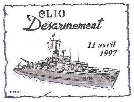 * CLIO (1972/1997) * 97-0413
