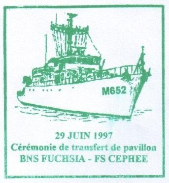* CÉPHÉE (1997/....) * 97-0518