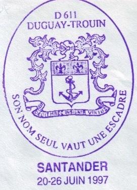* DUGUAY-TROUIN (1975/1999) * 97-0614