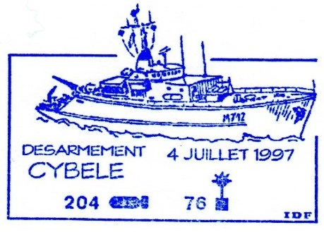 * CYBÈLE (1972/1997) * 97-0710