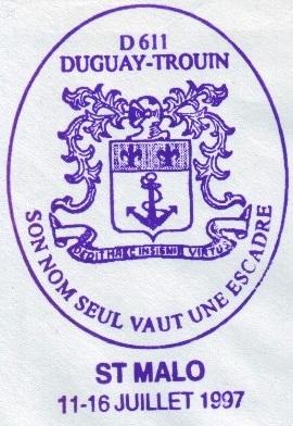 * DUGUAY-TROUIN (1975/1999) * 97-0712