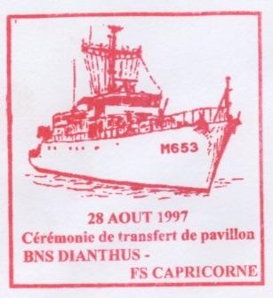 * CAPRICORNE (1997/....) * 97-0810