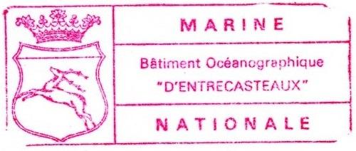* D'ENTRECASTEAUX (1971/2008) * 97-0912
