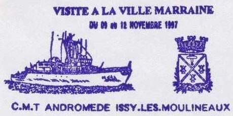 * ANDROMÈDE (1984/....) * 97-11_14