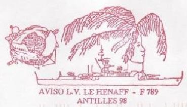* LIEUTENANT DE VAISSEAU LE HÉNAFF (1980/....) * 98-0011
