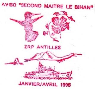 * SECOND MAÎTRE LE BIHAN (1979/2002) * 98-0110