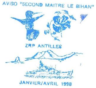 * SECOND MAÎTRE LE BIHAN (1979/2002) * 98-01_10