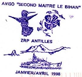 * SECOND MAÎTRE LE BIHAN (1979/2002) * 98-01_11