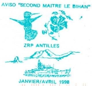 * SECOND MAÎTRE LE BIHAN (1979/2002) * 98-01_12
