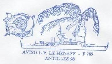 * LIEUTENANT DE VAISSEAU LE HÉNAFF (1980/....) * 98-04_11