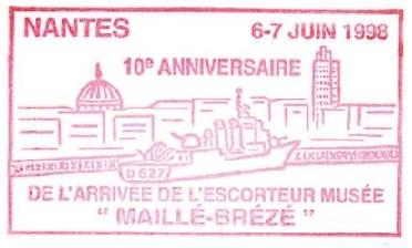 * MAILLÉ-BRÉZÉ (1957/1988) * 98-06_15